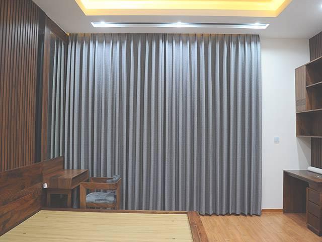 Rèm vải cao cấp Hàn Quốc JUDITH S-06