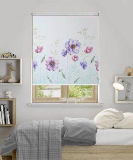 Rèm cuốn tranh CT-001A