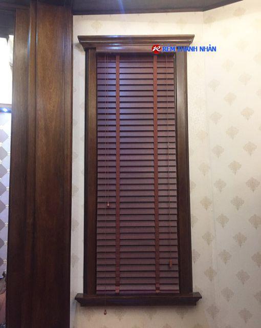 Rèm gỗ Bách MSJ-703