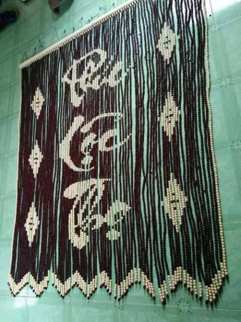 Rèm gỗ Bồ Đề