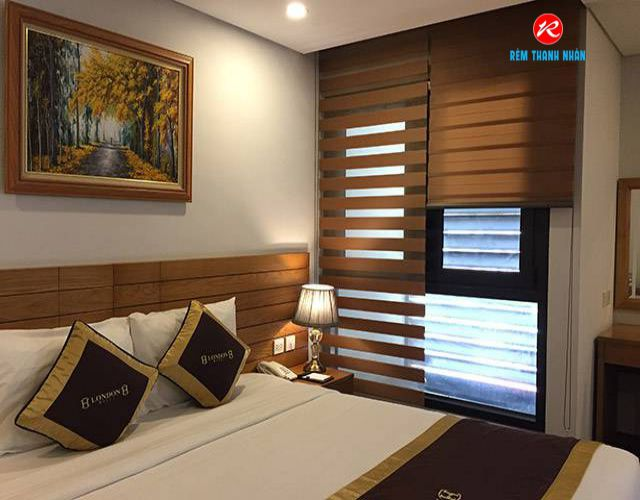 Mành cầu vồng Basic BS 1005 cho phòng ngủ