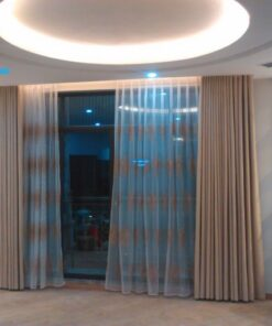 Rèm vải chống nắng cách nhiệt RV888-14
