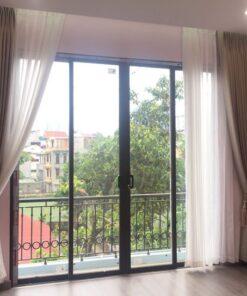 Rèm cửa vải Hàn Quốc đẹp giá rẻ cho phòng ngủ