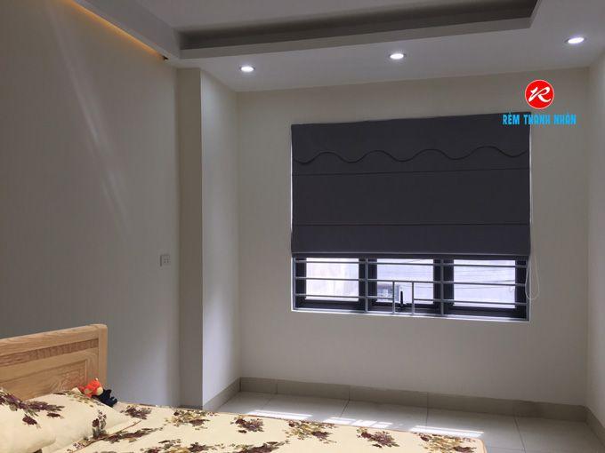 Rèm cửa sổ RM659-5 phòng ngủ đẹp