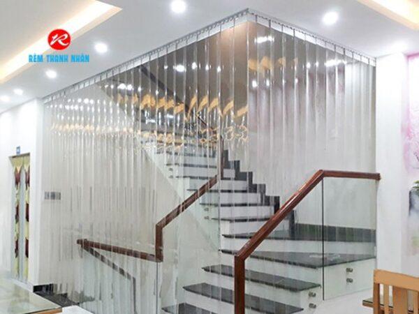 Rèm nhựa – Màn nhựa pvc ngăn lạnh tại Thanh Trì