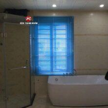 Màn sáo nhôm phòng tắm tại quận Hà Đông
