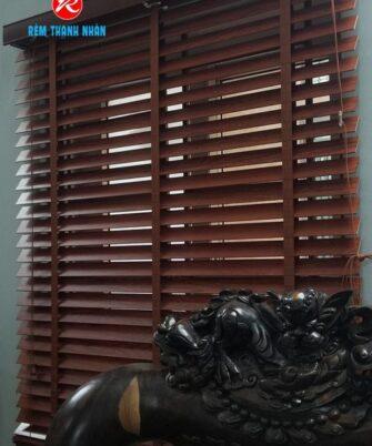 Rèm sáo cửa sổ gỗ Tượng msj 194